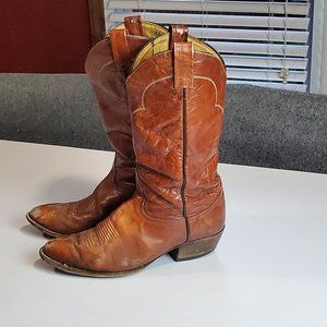 Tony Lama | 5084 Leather Western Cowboy Boot 🔥